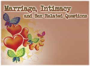 Marriage, Intimacy Related Questions | The Message International