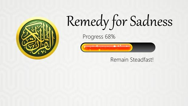 Al-Quran: Remedy for Sadness | The Message International